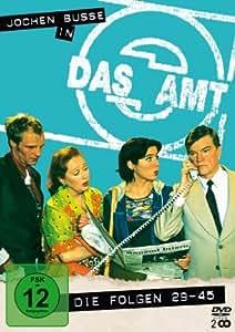Das Amt - Die Folgen 29-45 [2 DVDs]
