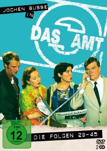 Das Amt - Folge 31-47 (2 DVDs)