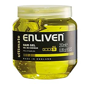 Enliven De Cheveux Ultimate Hair Gel, 250ml