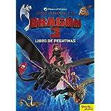 Cómo entrenar a tu dragón 3. Libro de pegatinas (Dreamworks.