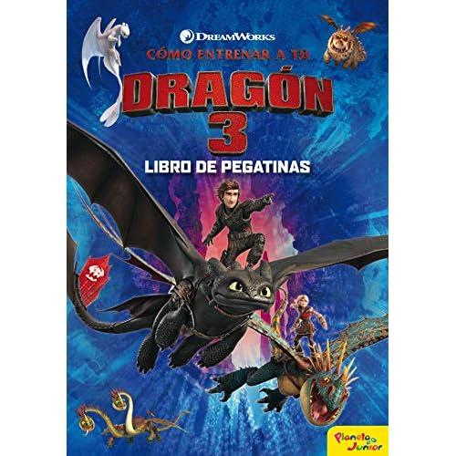Cómo entrenar a tu dragón 3. Libro de pegatinas (Dreamworks. Cómo entrenar a tu dragón) 9