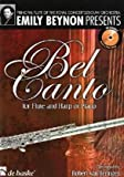Bel Canto for Flute and Harp/Piano