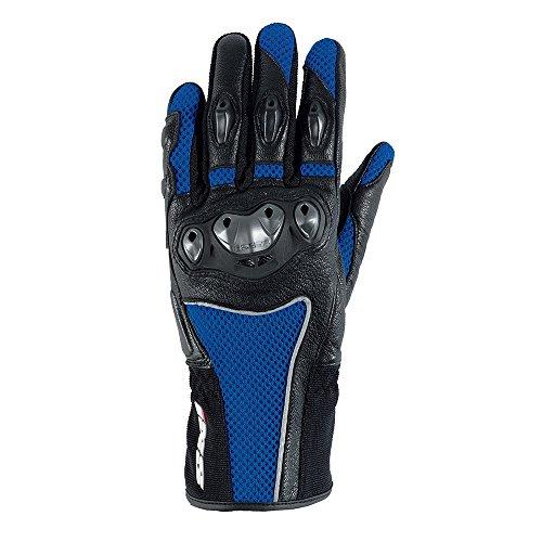 Preisvergleich Produktbild IXS Merida Motorrad-Handschuh schwarz-blau,  Größen:XXXL