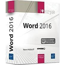 Word 2016 - L'intégrale