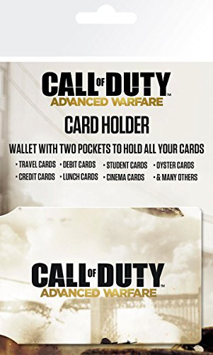 GB Eye Ltd, Call of Duty Advanced Warfare, Cover, Porte Carte