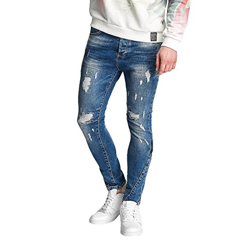 VSCT Clubwear Herren Jeans / Skinny Jeans Thor Blau