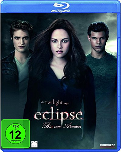 Eclipse - Bis(s) zum Abendrot (Fan Edition) [Blu-ray] (Twilight Blu Ray)