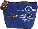 Retro Women Lady Girl Coin Bag Purses Wallet Samll Pouches