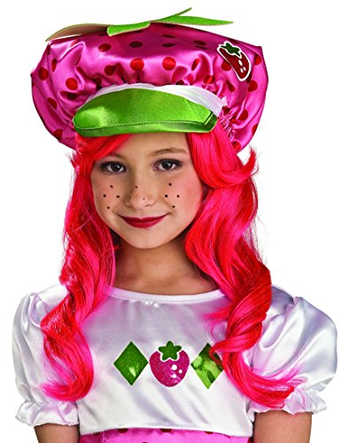 Costume Hat Child (Strawberry Shortcake Kostüm Kinder)