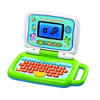 """LeapFrog """"2 in 1 Leap Top Touch"""" Toy, Green"""