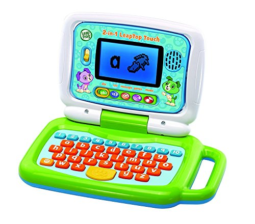 LeapFrog 600903 2-in-1 Leap Top Jouet électronique