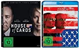 House of Cards Staffel 4+5 [Blu-ray Set]