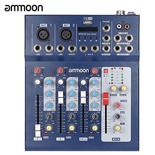ammoon F4-USB