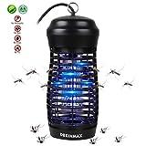 DEKINMAX UV Lampe Anti Moustique 9W LED Piège Tueur D'insectes pour À l'intérieur