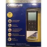 Olympus Digital Voice Recorder w/ LCD Display