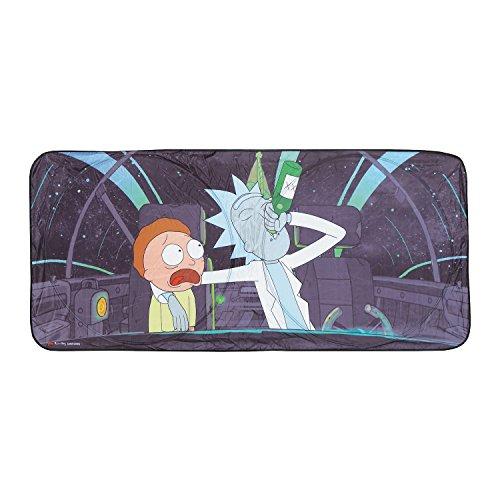 Rick y Morty coche parabrisas Parasol parabrisas–se adapta a la