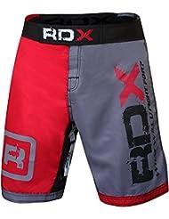 RDX MMA Short D'entraînement Boxe Combat UFC Sport Fightshort Gym Arts Martiaux Muay Thai