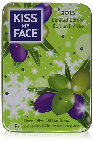 Kiss My Face Soap Bar Olive Oil 8oz. (1 Pack)