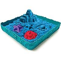 Kinetic Set de arena cinética y caja, color azul (6029058)