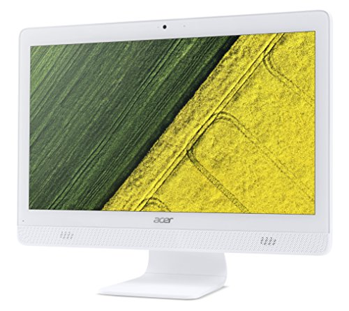 """Acer C20-720 1.6GHz J3060 19.5"""" 1600 x 900Pixeles Blanco PC Todo en uno - Ordenador de sobremesa All in One (49,5 cm (19.5""""), HD+, Intel® Celeron®, 4 GB, 1000 GB, Windows 10 Home)"""