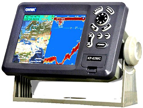Kartenplotter mit GPS Onwa kp-6299