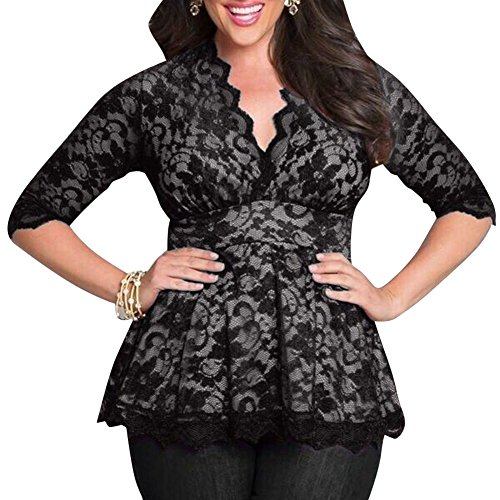 laozan-womens-plus-size-lace-v-neck-long-sleeve-soft-knit-top-t-shirts-black-xxxxx-large