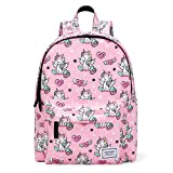 Gonex Kinderrucksack Rucksack Kinder Daypack Tasche Kindergarten Schule für Jungen Mädchen Einhorn