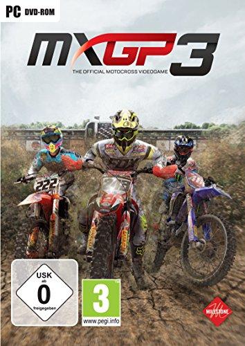 Preisvergleich Produktbild MXGP3 - The Official Motocross Videogame - [PC]