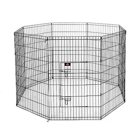 HQ Pet Metal Dog Playpen 2X Large
