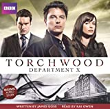 Torchwood  Department X (BBC Audio)