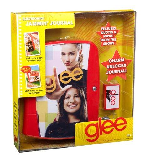Mattel Girl Tech Glee Journal (englische Version)