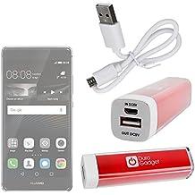 Powerbank / Batteria Portatile Per Huawei P9 Plus | Honor Holly 2 Plus | GX8 | G8 | Mate 8 / S | P8 Lite / Max | P8 | G7 Plus | Y3 | Y5 | Honor 5X / 7 + Cavo MicroUSB-USB - DURAGADGET