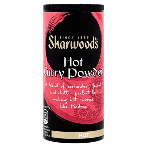 Sharwood`s Hot Curry Powder 102g (41,67?/1 kg)