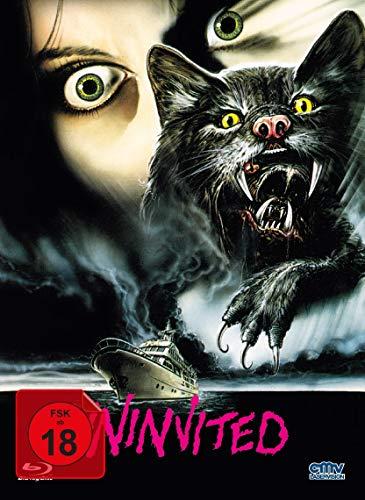 Uninvited - Cover B (Limitiertes Mediabook) (+ DVD) [Blu-ray]