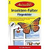 AEROXON Insekten-Falter gegen Fliegen, 4er