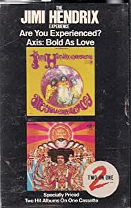 Are You Experienced/Axis:Hendrix, Jim [CASSETTE]