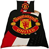 Manchester United Stripe Quilt Cover