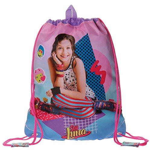Imagen de disney soy luna  escolar, 40 cm, 1.2 litros, multicolor