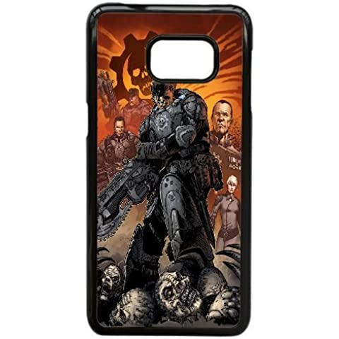 Samsung Galaxy S6 Edge Plus Cell Phone Case Black Gears Of War AC8460773 - Final Drive Gear