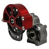 Aluminium Getriebegehäuse Mitte Getriebe für 1/10 Axial SCX10 AX10 RC Crawler