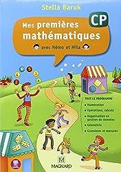 Mes premières mathématiques avec Némo et Mila CP