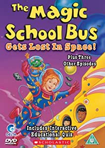 The Magic School Bus - Gets Lost In Space & Three Other Stories [DVD] [2008]