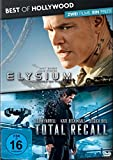Best of Hollywood - 2 Movie Collector's Pack: Elysium / Total Recall [2 DVDs] für Best of Hollywood - 2 Movie Collector's Pack: Elysium / Total Recall [2 DVDs]