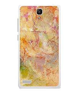 PrintVisa Designer Back Case Cover for Redmi Note (colourful beautiful fantastic lovely cute pretty )