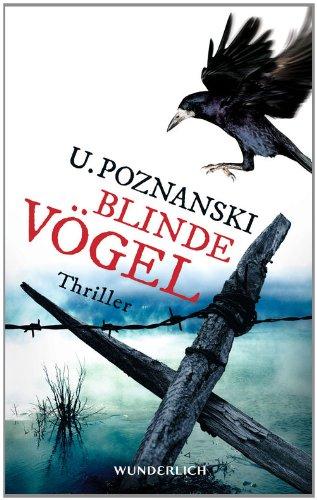 Buchseite und Rezensionen zu 'Blinde Vögel' von Ursula Poznanski