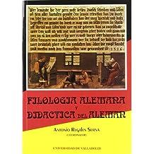 Filología Alemana y Didactica Del Aleman