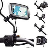 UltimateAddons–Motocicleta Espejo 8–16mm Soporte Mount Adecuado Para TomTom Rider V5de 40400Satnav/GPS de bola de 1