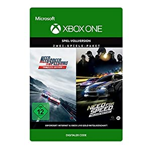 Need for Speed Deluxe Bundle DLC | Xbox One – Download Code