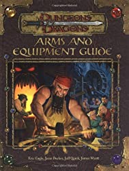 Arms and Equipment Guide (Dungeons and Dragons Accessory)