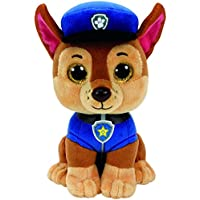 Ty Patrulla Canina Chase 15 cm (41208TY), Color Azul, marrón United Labels Ibérica